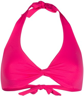 Fisico Twisted Bikini Top
