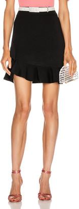 Altuzarra Ziggy Knit Skirt in Black | FWRD