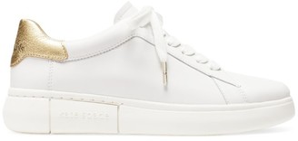 Kate Spade Lift Leather Sneakers