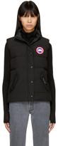 Canada Goose Black Down Freestyle Vest