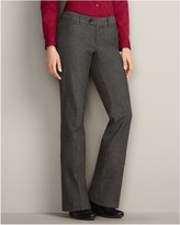 Eddie Bauer Curvy Cotton Broken Twill Trousers