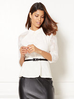 New York & Co. Eva Mendes Collection - Brooke Lace Blouse
