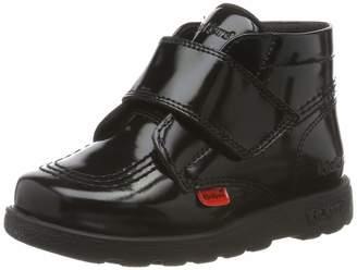 Kickers Girls' Fragma Hi Shine Stra Ankle Boots