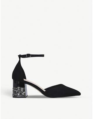 Carvela Laries jewel-embellished d'Orsay sandals