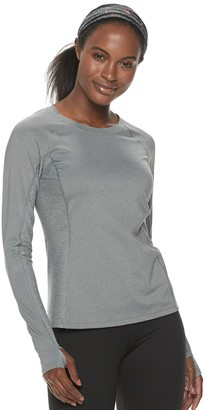 Women's FILA SPORT Core Long Sleeve Tee