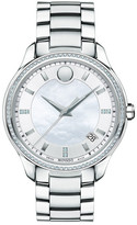 Movado Women's Bellina Diamond Bracelet Watch - 0.271 ctw