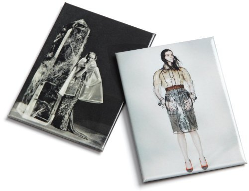 Prada The Metropolitan Museum of Art - Schiaparelli & Impossible Conversations Raincoats Magnets