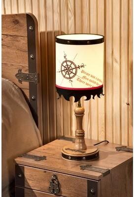 "Zoomie Kids Vidrine 16.5"" Table Lamp"