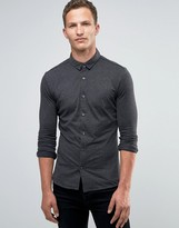 Jack and Jones Long Sleeve Shirt in Jersey