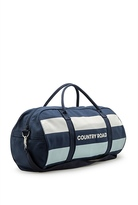 Country Road Double Stripe Logo Tote