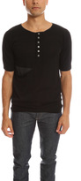 Yigal Azrouel Cashmere Henley Tee