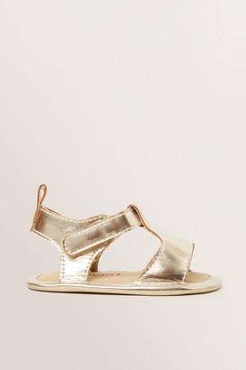 Seed Heritage Gold Sandal
