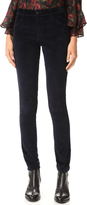 James Jeans Twiggy Luxe Velveteen Skinny Pants