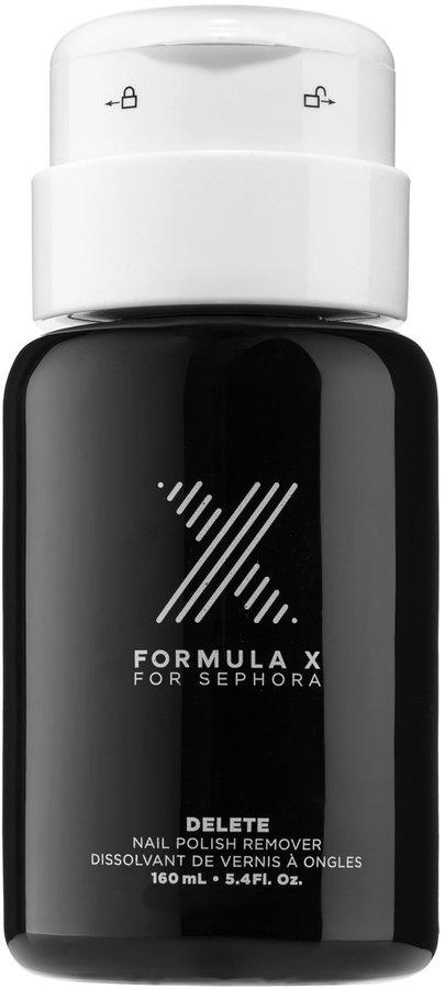 Formula X DELETE - Nail Polish Remover