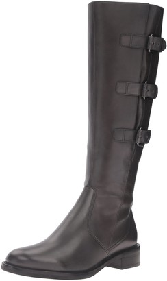 Ecco Women's Hobart 25 MM Buckle Boot Riding