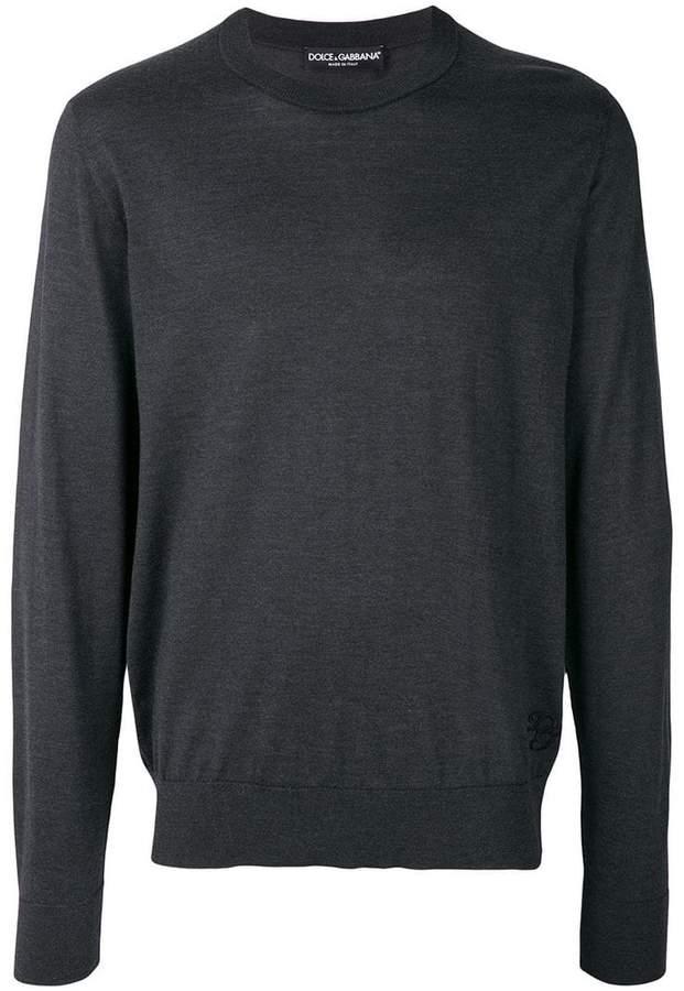 Dolce & Gabbana fine knit sweater