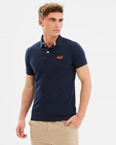 Superdry Classic Fit Pique Polo
