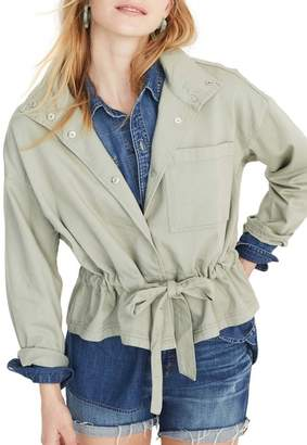 Madewell Southlake Military Jacket (Regular & Plus Size)
