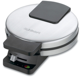 Cuisinart Round Classic Stainless Steel Waffle Maker