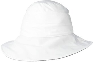 adidas UPF Bucket Hat (White) Caps