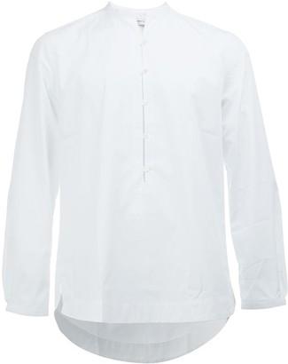 Faith Connexion Band Collar Shirt