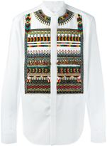 Valentino beaded shirt