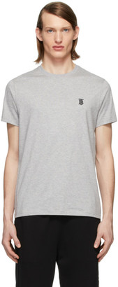 Burberry Grey Parker T-Shirt