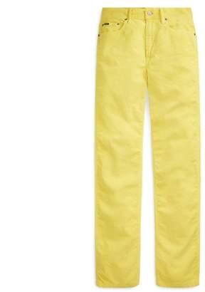 Ralph Lauren Reede High-Rise Corduroy Trouser