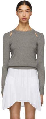 Etoile Isabel Marant Grey Klee Sweater