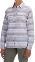 Columbia Pilsner Peak Stripe Shirt - Omni-Wick®, UPF 50, Long Sleeve (For Women)