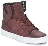 Supra KIDS SKYTOP BURGUNDY / White