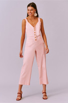 Finders Keepers VALENTINA PANTSUIT blush