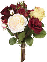 OKA Faux Roses Bunch