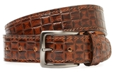 Berge Woven Leather Belt