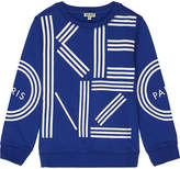 Kenzo Logo Sweatshirt 4-16 Years