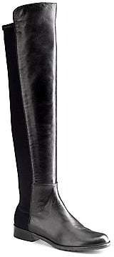 Stuart Weitzman Women's 5050 Over-The-Knee Stretch-Leather Boots
