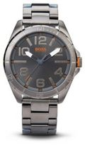 Hugo Boss 1512999 Ionic Plated Grey Steel Strap Watch One Size Assorted-Pre-Pack