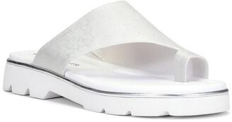 Donald J Pliner Haily Leather Sandal