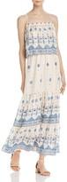 Joie Sorne B Printed Silk Maxi Dress