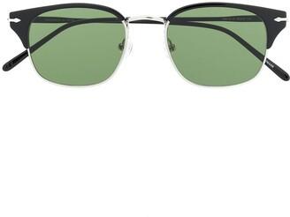 Epos Square Frame Sunglasses