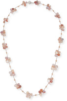 """Mother of Pearl Margo Morrison Pink Pearl & Mother-of-Pearl Necklace, 35""""L"""
