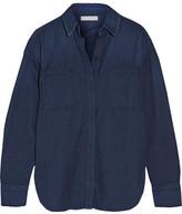 Vince Denim Shirt - Navy