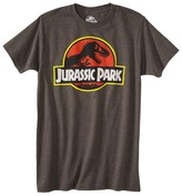 Men's Jurassic Park T-Shirt Gray