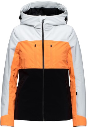 Aztech Mountain Ajax color-block puffer jacket