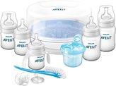 Avent Naturally BPA Free Classic+ Essentials Set - Blue