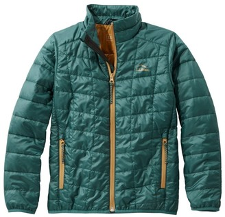 L.L. Bean Kids' PrimaLoft Packaway Jacket