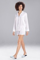 Natori Feathers Satin Essentials Shorts PJ