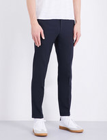 Sandro Smart tapered wool-blend trousers
