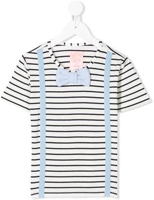Wauw Capow Louis bowtie T-shirt