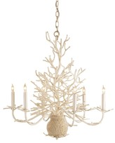 The Well Appointed House Coral Chandelier